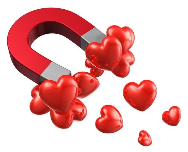 قانون جذب عشق و تاثیر آن در روابط با دیگران
