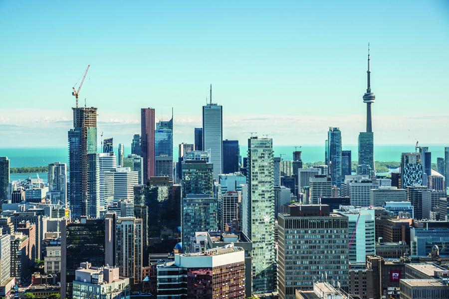 تصویر از گزارش بازار املاک تورنتو