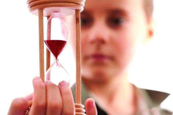 صبر را به کودکان بیاموزید