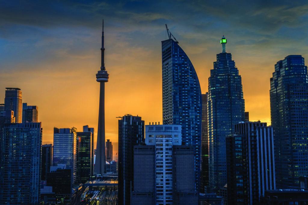 گزارش بازار املاک تورنتو