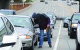 ممنوعیت کمک رانندگان بِرلینتگتُون به متکدیان