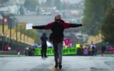 معترضان اقلیمی به عنوان بخشی از اقدامات خود پل هایی را در شهرهای کانادا مسدود کردند