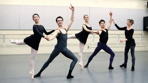 رشته Dance Performance - کالج جورج بران