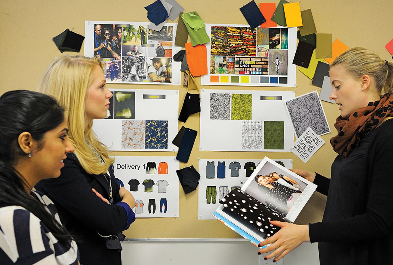 تصویر از رشته  Fashion Management
