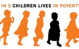 از هر 5 کودک کانادایی 1 کودک در فقر به سر می برد