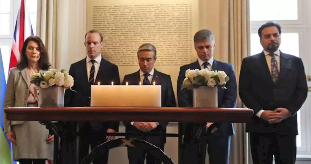 Canada joins other nations pressing Iran for compensation to Ukranian jetliner victims