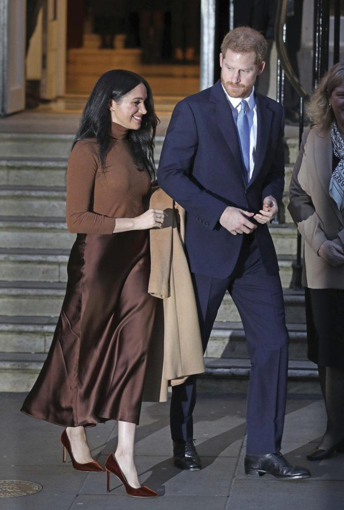 پرنس هری و مگان از 31 مارچ رسما در کانادا زندگی می کنند