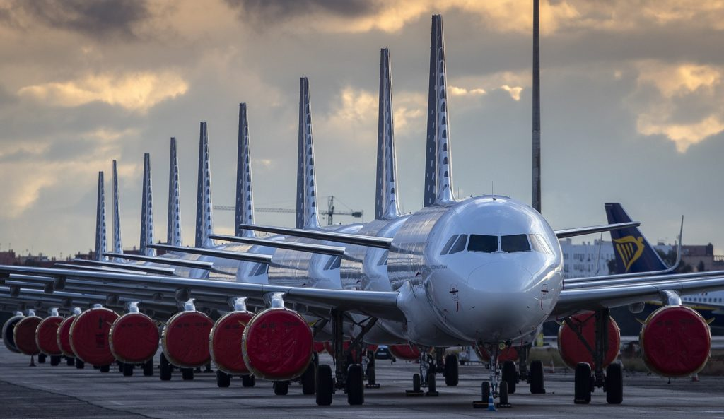 Air Transat هفتاد درصد (70%) از نیروی کار خود را به دلیل شیوع وهمه گیری کروناویروس lay off می کند