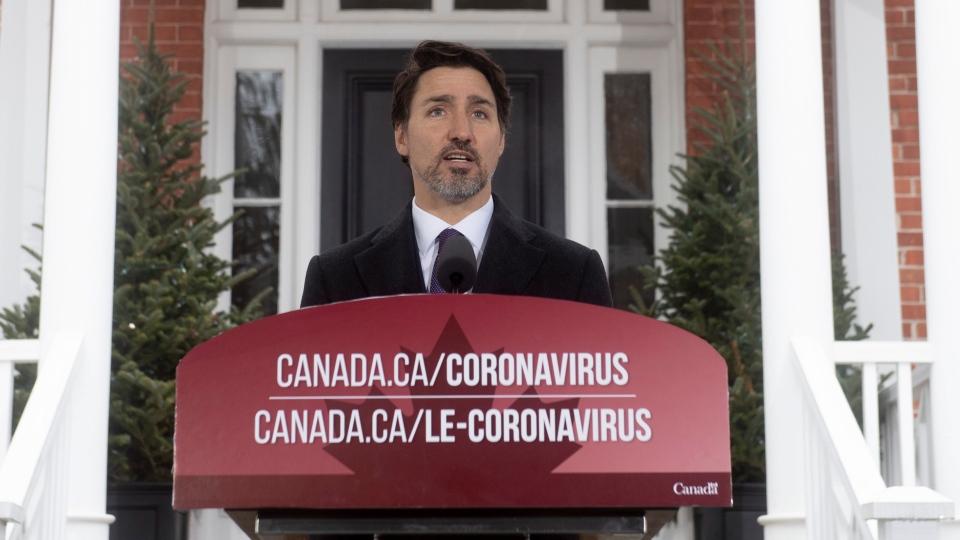 ترودو : 500 هزار کانادایی برای دریافت EI درخواست داده اند
