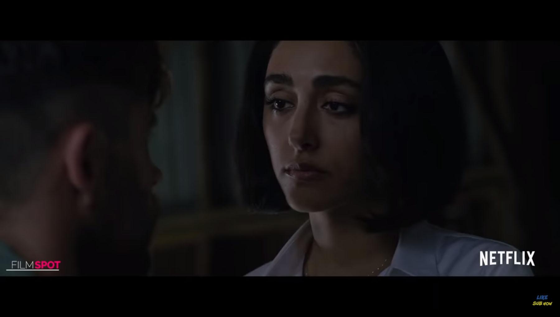 تصویر از فیلم Extraction با بازی کریس همسورث و گلشیفته فراهانی در نتفلیکس پخش می شود