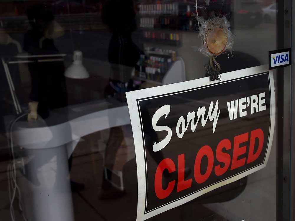 تصویر از نرخ بیکاری کانادا در ماه آوریل افزایش یافت و به 13 درصد رسید