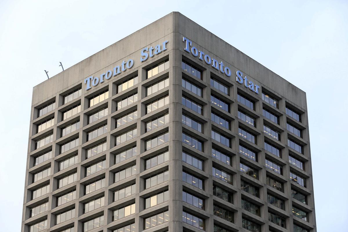 تصویر از تورنتو استار به یک شرکت خصوصی به مبلغ ۵۲ میلیون دلار فروخته شد