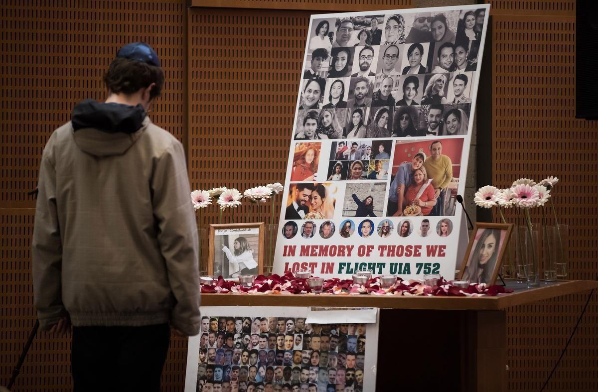 تصویر از خانواده قربانیان کانادایی پرواز 752 خواستار مهلت برای پاسخگویی ایران شدند/ حامد اسماعیلیون : نقشه راه چیست؟
