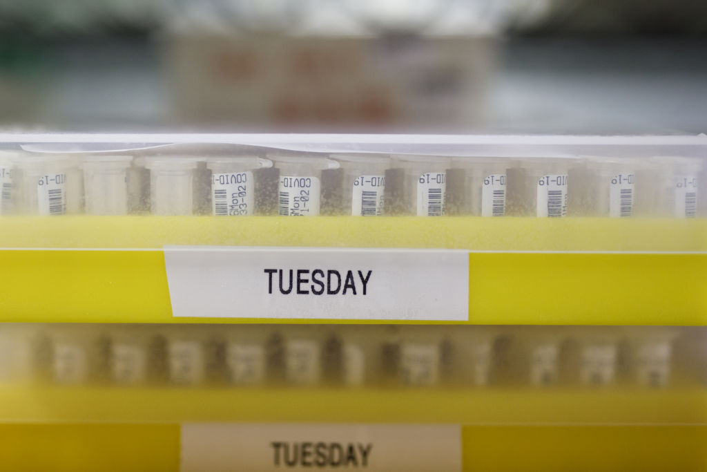 تصویر از ویروس کرونا در انتاریو : ۱۵۷ نفر مبتلای جدید / ۷ مورد مرگ و میر دیگر