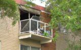 آلبرتا : انفجار و آتش سوزی در ادمونتون
