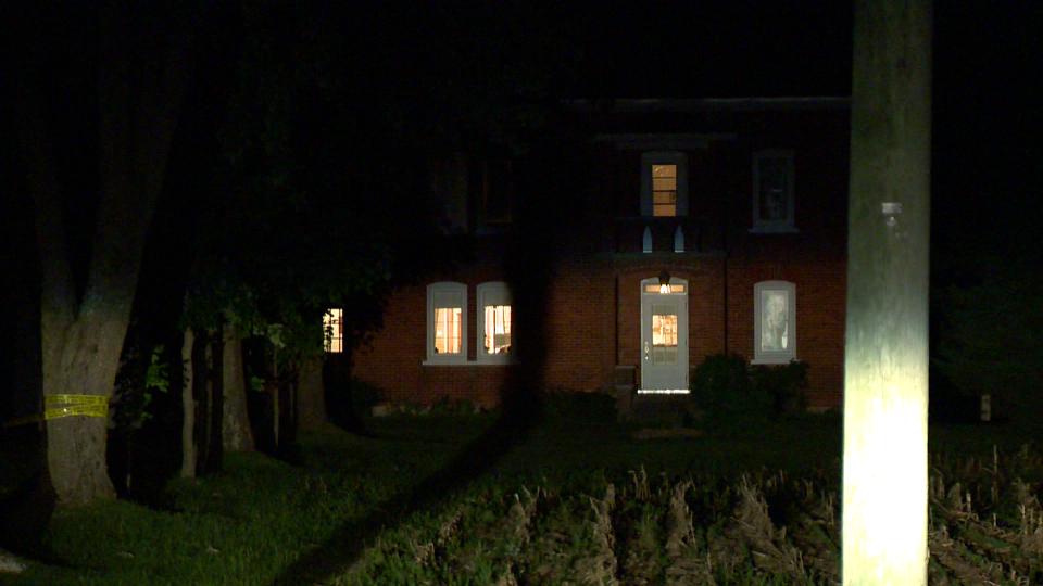 تصویر از کبک : مرگ خاموش زن و مرد 70 ساله در منزل مسکونی اورمس تاون