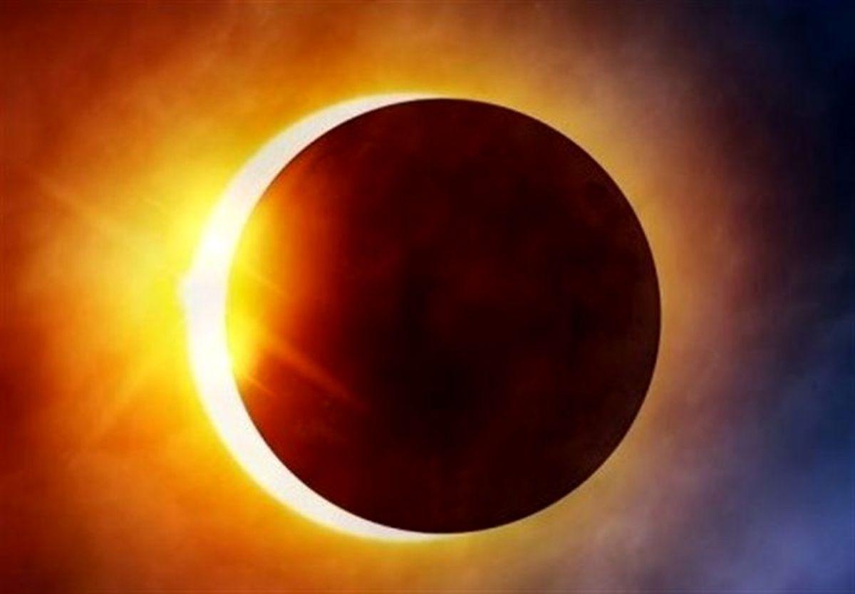 تصویر از پخش زنده خورشید گرفتگی : آخرین خورشیدگرفتگی سده 14 شمسی در ایران