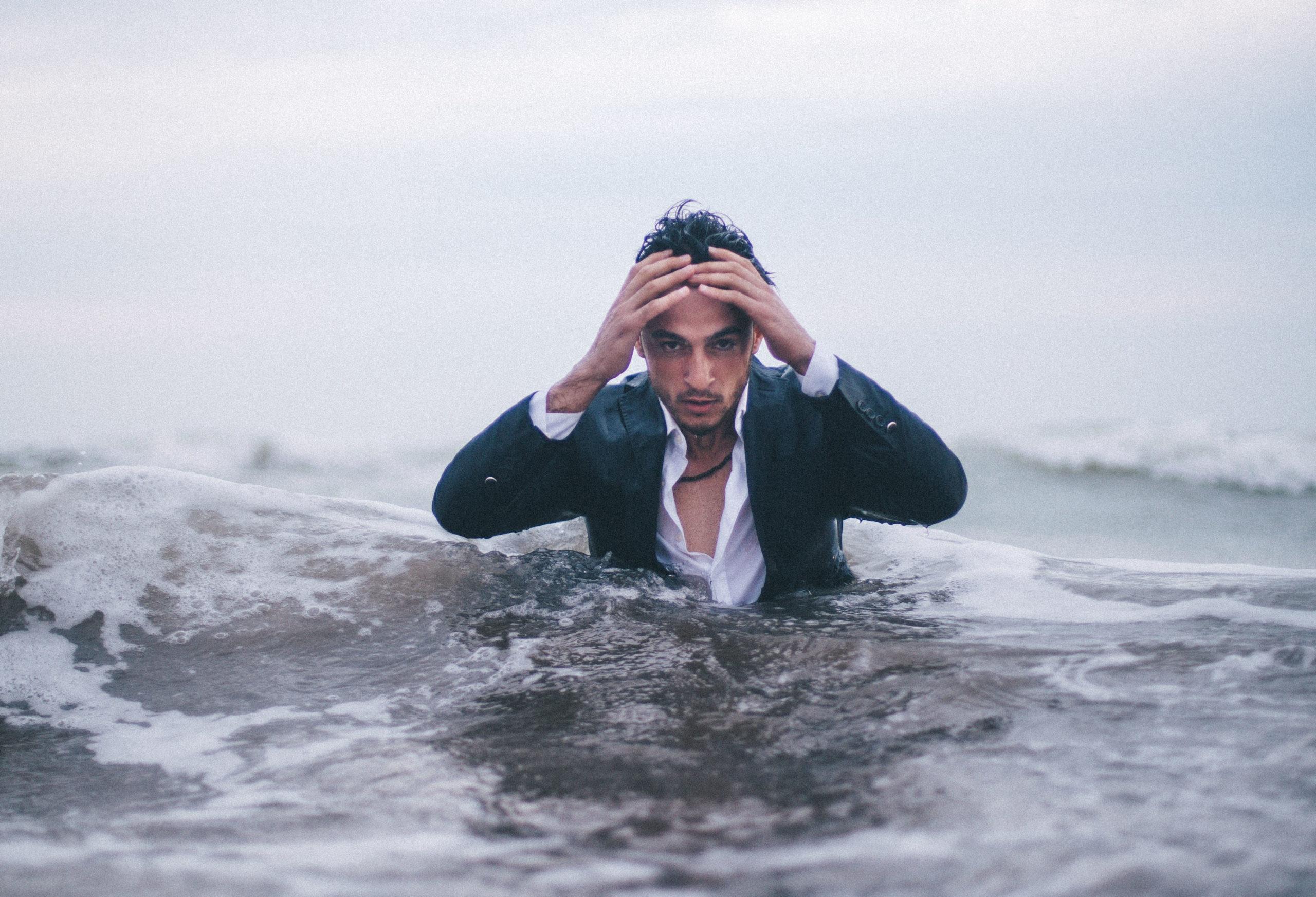 تصویر از افسردگی در مردان : چرا افسردگی در مردان کمتر شناخته شده است؟