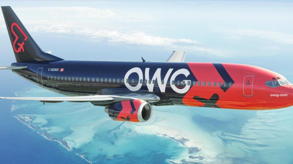 تصویر از شرکت هواپیمایی OWG فعالیت خود را با مسیرهای گرمسیری شروع میکند