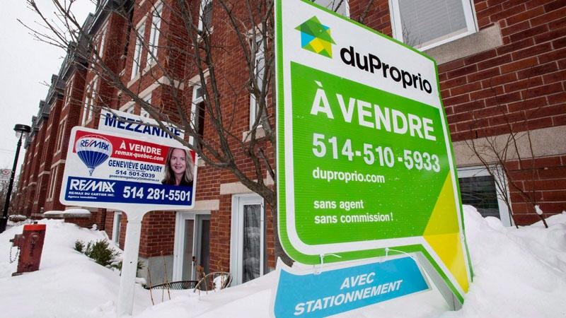 تصویر از بازار مسکن مونترال : هجوم سیل آسای مشتریان به املاک