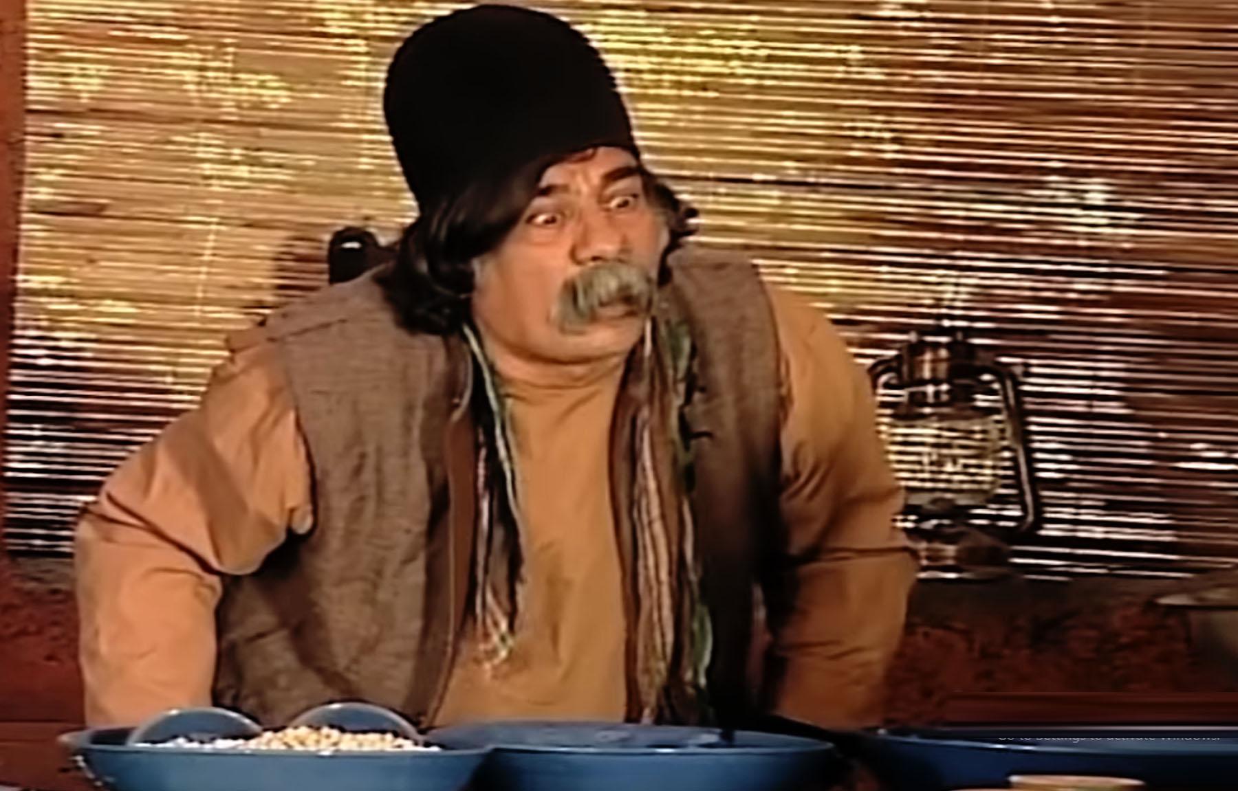 تصویر از سیدجلال طباطبایی بازیگر سریال شب های برره و خانه به دوش بر اثر سکته قلبی درگذشت