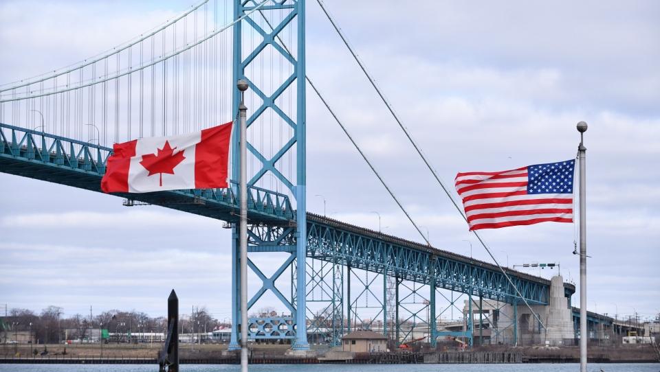 تصویر از آژانس خدمات مرزی کانادا : تلاش 5000 شهروند امریکایی برای خرید از کانادا در بحبوحه شیوع کرونا