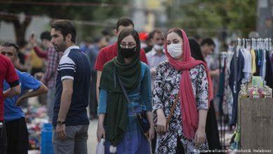 تصویر از وضعیت ویروس کرونا در تهران قرمز شد / هر 6 دقیقه یک ایرانی قربانی کووید19