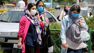 وضعیت ویروس کرونا در تهران