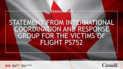وزیر امور خارجه کانادا : دیدار ایران با گروه کشورهای مرتبط با هواپیمای اوکراینی