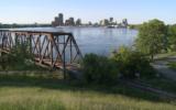 پلیس اتاوا درپی مفقود شدن یک پسر 14 ساله، رودخانه اتاوا را جستجو می کند