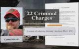 مرد مسلح دستگیر شده در حوالی اقامتگاه نخست وزیر کانادا با 22 اتهام روبرو است