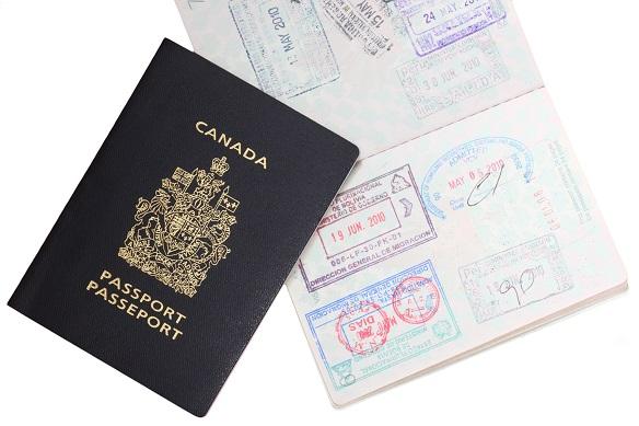 تصویر از پاسپورت کانادا در رده نهم جهان قرار گرفت / ایران 101