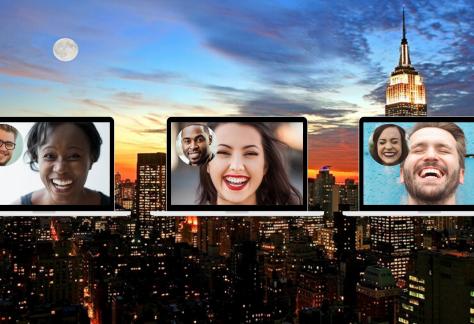 تصویر از آنلاین دیتینگ : چگونه در دیدارهای مجازی طرف مقابل را جذب خودمان کنیم؟