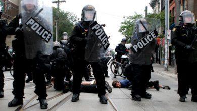تصویر از معترضین اجلاس G20 سال 2010 بالغ بر 16.5 میلیون دلار غرامت می گیرند
