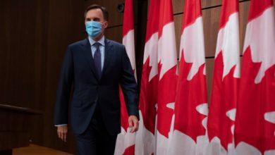 تصویر از بیل مورنو وزیر دارایی کانادا استعفا داد و بدنبال شرکت مجدد در انتخابات نیست