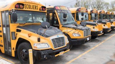 تصویر از در آستانه شروع سال تحصیلی اتوبوس های مدارس دوبار در روز ضدعفونی می شوند