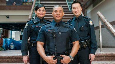 تصویر از افسران پلیس تورنتو مجهز به لباس های دوربین دار شدند