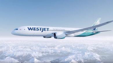 تصویر از هواپیمایی وستجت : محرومیت 12 ماهه مسافرانی که ماسک نمی زنند
