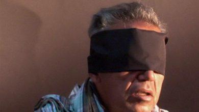 تصویر از جمشید شارمهد رئیس رادیو تندر دستگیر شد