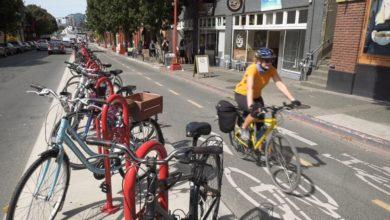 تصویر از فروش دوچرخه در ویکتوریا در بحبوحه همه گیری کووید19 افزایش یافت