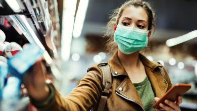 تصویر از پوشیدن ماسک در ادمونتون از اول آگوست در تمام فضاهای داخلی اجباری شد
