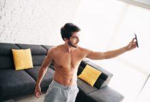 تصویر از دوست یابی آنلاین و تأثیرات منفی استفاده از عکس های لخت و عریان برای مردان