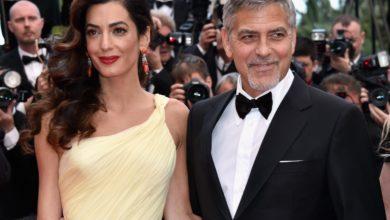 تصویر از جرج کلونی و همسرش و امل کلونی 100 هزار دلار به بازسازی بندر بیروت کمک کردند