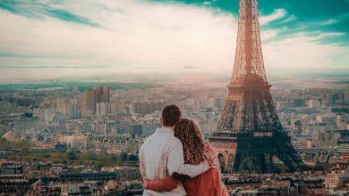 تصویر از فرانسه به جمع کشورهای اروپایی که اجازه دیدار عشاق مزدوج نشده را می دهد پیوست