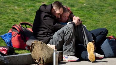 تصویر از نتایج یک نظرسنجی : نرخ بی خانمانان کانادا بیش از موارد گزارش شده است