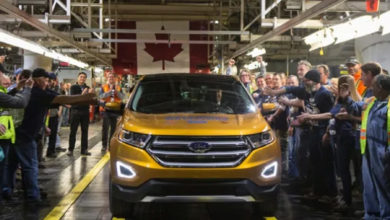 تصویر از ماشین سازی فورد برای تعمیر 63 هزار و 367 دستگاه خودرو خود در کانادا فراخوان داد