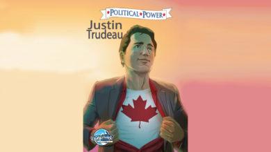 تصویر از داستان زندگی جاستین ترودو نخست وزیر کانادا در قالب کتاب طنز 16 سپتامبر منتشر میشود