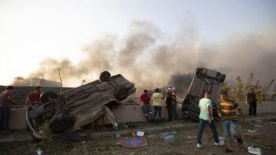 تصویر از فرانسوا فیلیپ شامپین : کمک 5 میلیون دلاری کانادا به لبنان ، درپی انفجار بزرگ و مرگبار بندر بیروت