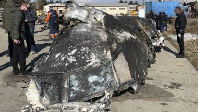 تصویر از مارک گارنو و فرانسوا فیلیپ شامپین : داده های جعبه های سیاه پرواز 752 اوکراین را درست منتشر کنید