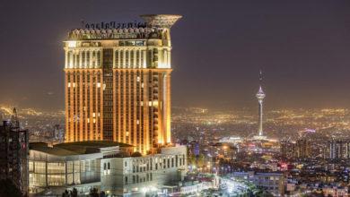 تصویر از دختر و پسر عاشق در یکی از گران ترین هتل های تهران دست به خودکشی زدند